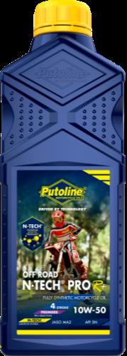 Putoline N-Tech Pro R 10W-50 Oil  1Ltr