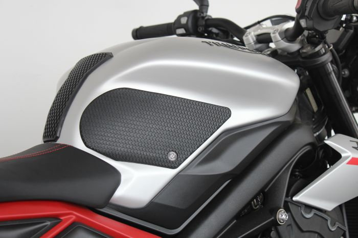 TRIUMPH STREET TRIPLE S, R and RS  (18 - CURRENT) SnakeSkin Tank Grips