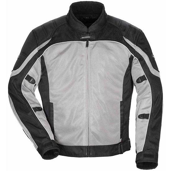 Tourmaster Intake Air 4 Jacket - Black & Silver