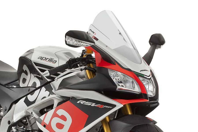 PUIG Z - Racing screen Aprilia RSV4 RF 2017 - 19