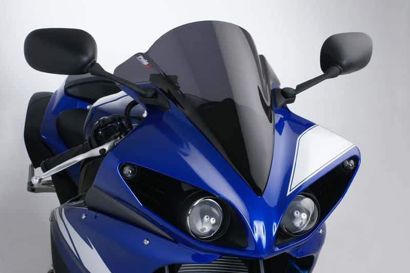 PUIG Z Racing Screen for Yamaha R1 2009-14