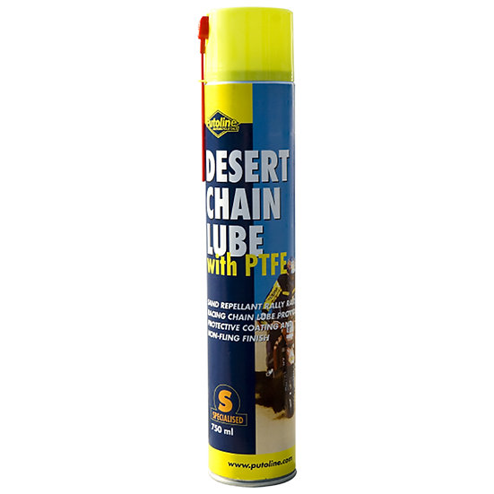 Putoline Desert chain Lube 750ML