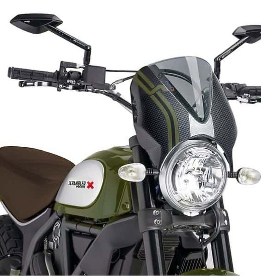 PUIG Retrovision for Ducati Scrambler 2015-19