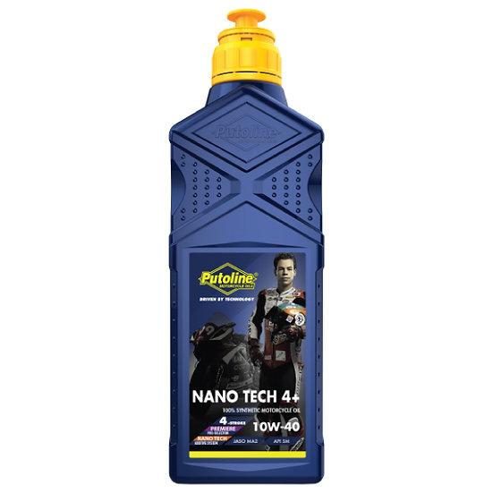 Putoline NanoTech10W-40 Oil 1000ml