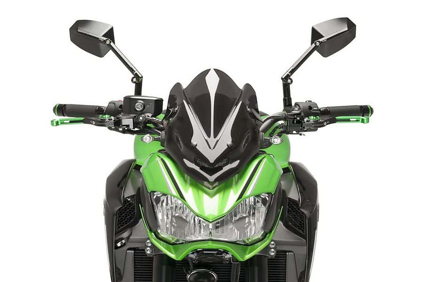 PUIG Windshield Naked New Gen. Sport for Kawasaki Z900  2017-19
