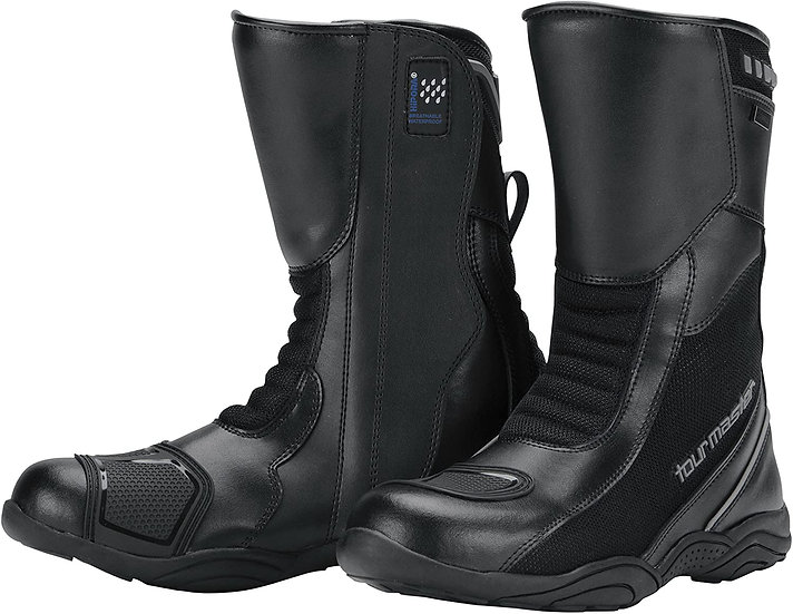 TourMaster Solution WP Air Boots - Black
