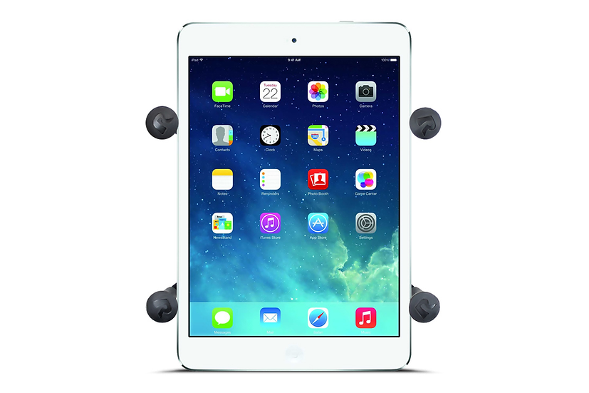 "RAM HOLDER - X-GRIP CRADLE FOR 7-8"" TABLETS"