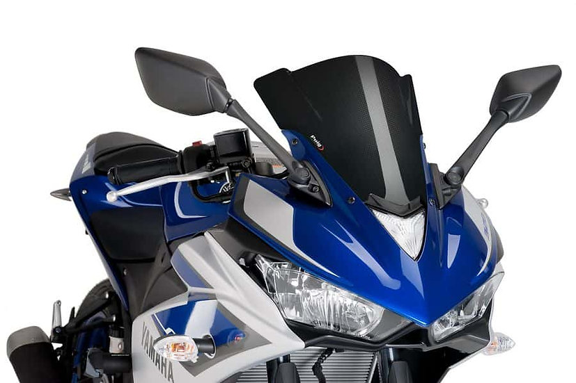 PUIG Z Racing Screen for Yamaha YZF R3 2015-18