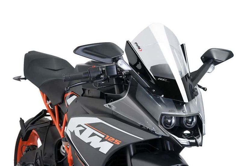 PUIG Z Racing Screen for KTM RC 2014-17