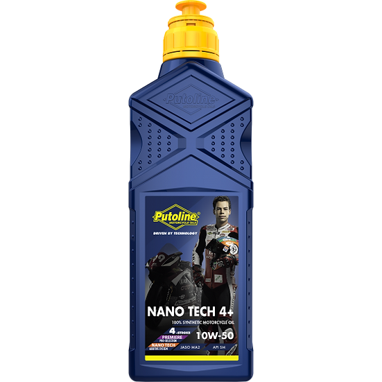 Putoline NanoTech10W-50 Oil 1L 1000ml