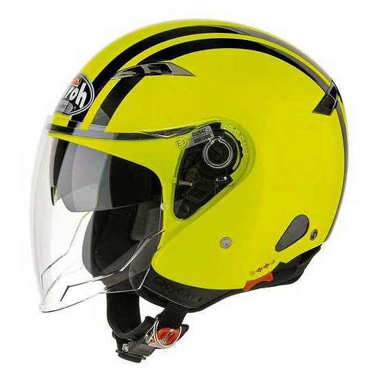 Airoh City One Flash - Open Face Helmet