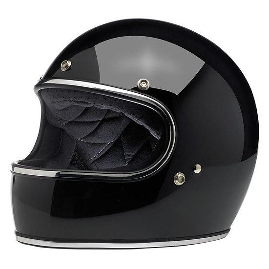 Biltwell Gringo ECE Helmet - Gloss Black