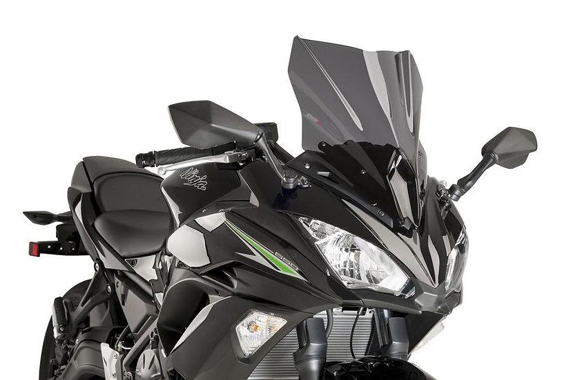 PUIG Racing Screen for Kawasaki Ninja 650 2017-20