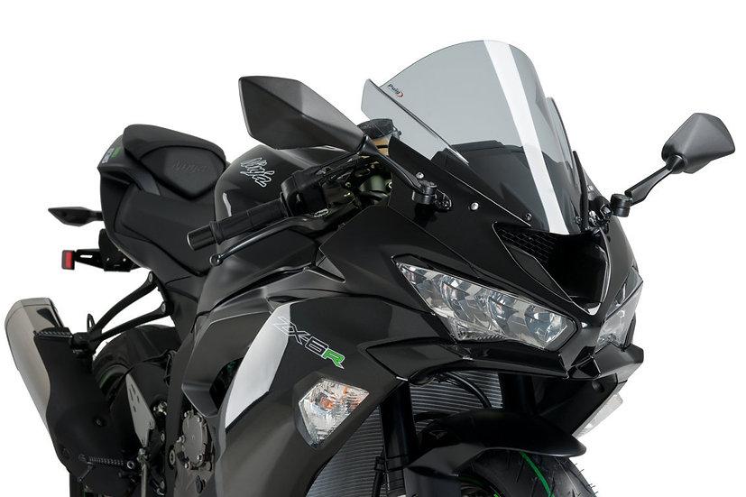 PUIG Z Racing Screen for Kawasaki ZX 6R 2019-20