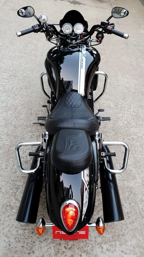 TRIUMPH ROCKET X ROADSTER SPECIAL ED