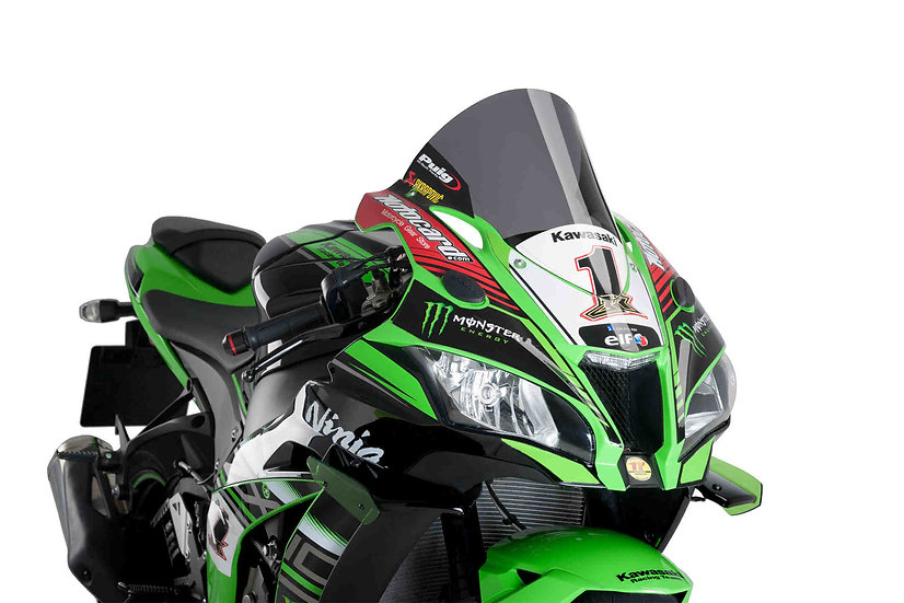 PUIG R Racing Screen for Kawasaki ZX10R 2016-20