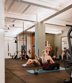 Groepsles Sport Atelier