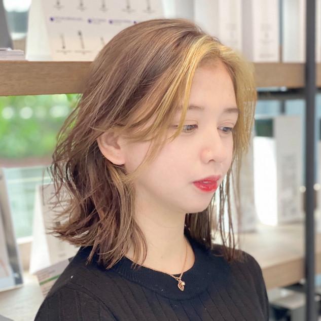 Faceflaming and JapaneseAsh Color