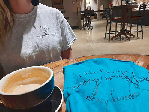 M.E.R.CY & Paloma T-shirts