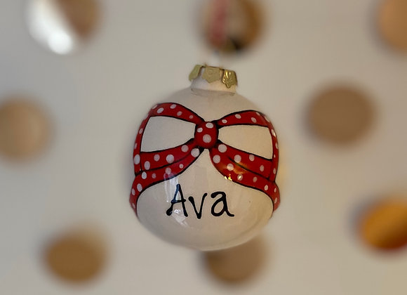 Bow - Bauble
