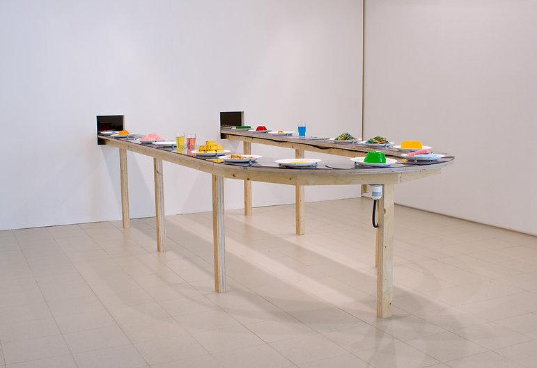 Laura Dahlberg, E133, Installation, 2016