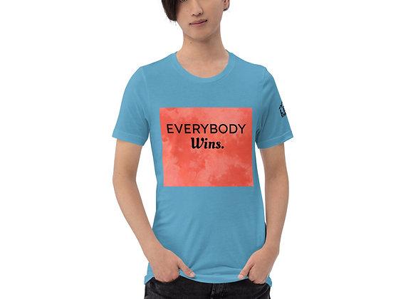 Scaling Mountains | Short-Sleeve Unisex T-Shirt