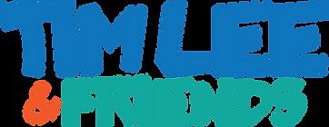 Tim Lee & Friends Kids Logo (Wordmark La