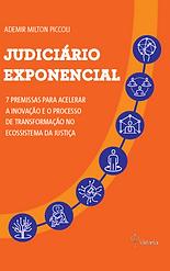 Livro Judiciário Exponencial, Ademir Piccoli