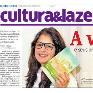 Reportagem no Diário do Grande ABC