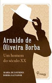 Livro Arnaldo de Oliveira Borba