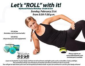 Fitness Myofascial Release Workshop Feb.