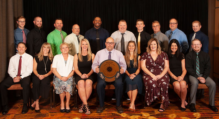 2018 Gold Medal Finalist Staff Picture 2