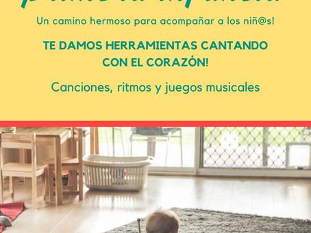 Música en primera infancia