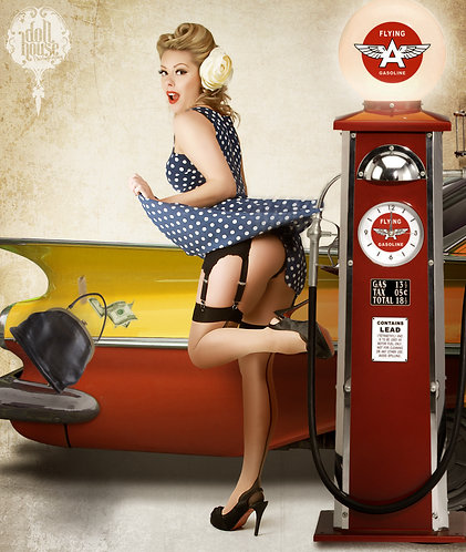 Fuel Pump Pinup