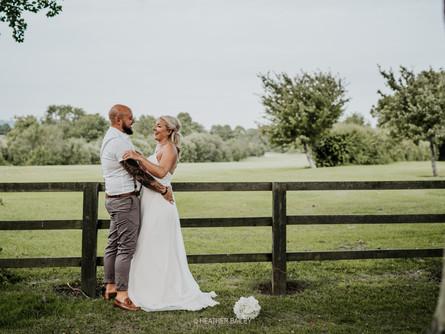 Alex + Emily | Wedding Photographs Preview