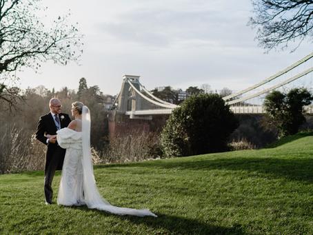 Katie + Andy | Bristol Registry Office - Clifton Wedding