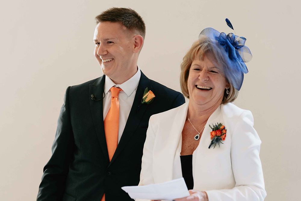 Wedding Speeches at Clearwell Castle