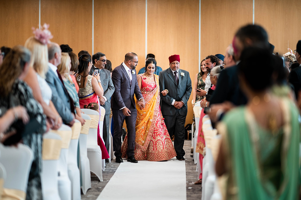 Indian Asian Wedding Photography Bristol