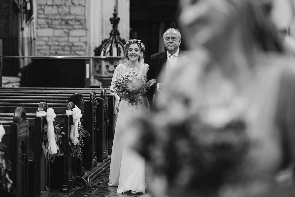 Reportage Wedding Photography Somerset. Award winning photographer Heather Bailey
