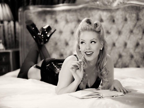 Love Letter Pinup