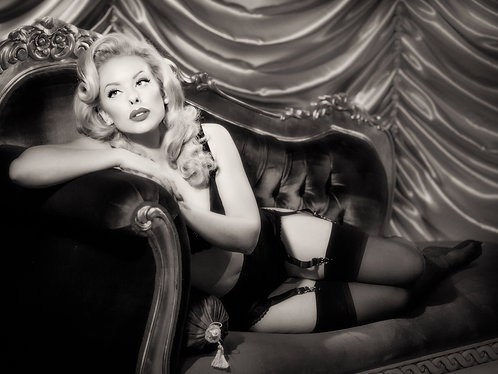 Hollywood Glamour Vintage Pinup #3