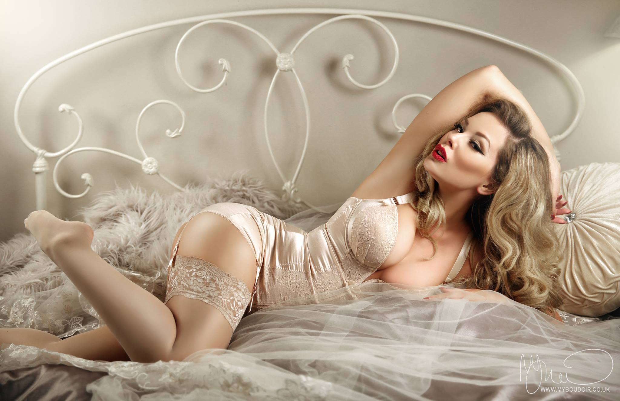 My Boudoir Photography Heather