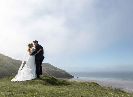 The Gower, Swansea - Wedding Photography