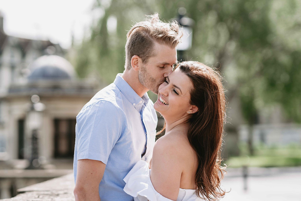Couple Portrait Ideas for Engagement Shoots in Bath City. By Wedding Photographer Heather Bailey