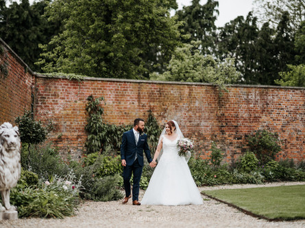 Maria & Daniel | Elmhay Park, the Walled Garden, Orchardleigh