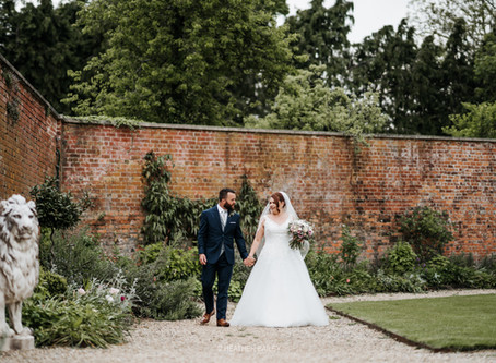 Maria & Daniel | Elmhay Park, the Walled Garden, Orchardleigh