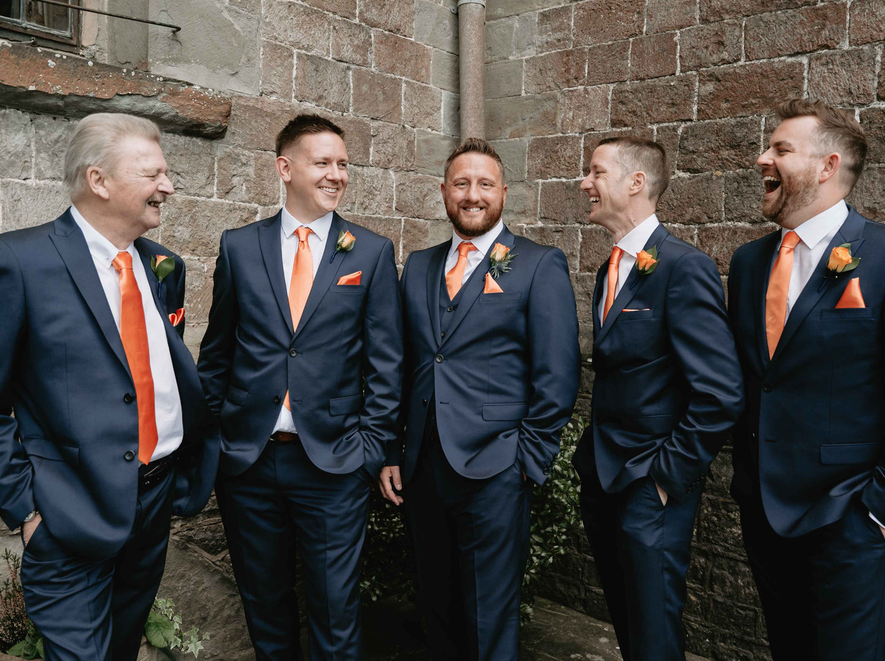 Wedding Photography Ideas at Clearwell Castle, Gloucestershire
