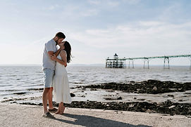 Clevedon_Pier_Engagement_Photo_Shoot-63.