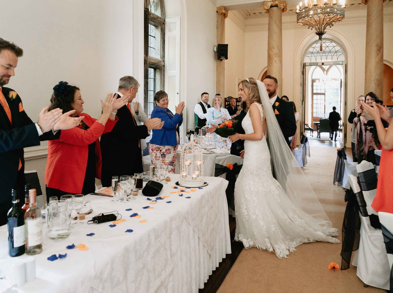 Wedding Photographer Gallery at Clearwell Castle