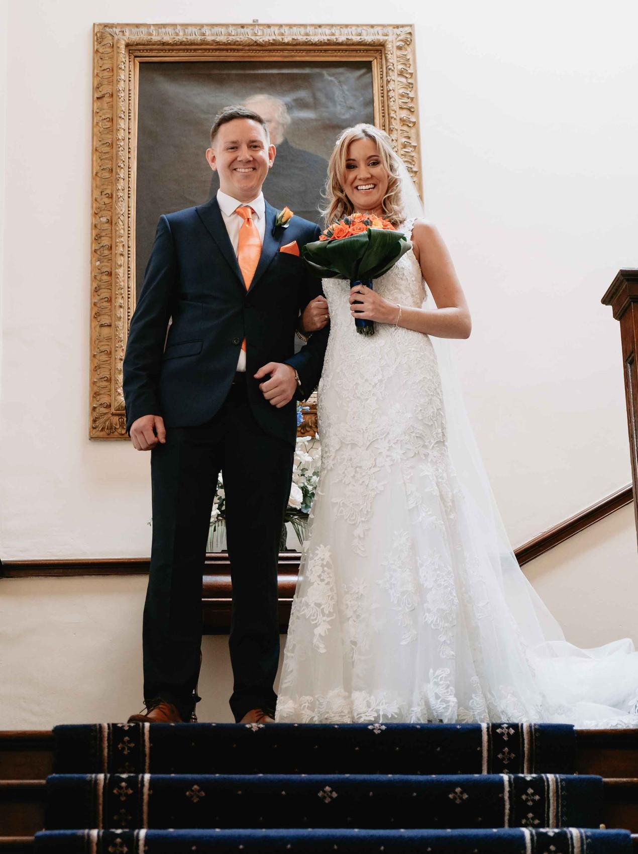 Wedding Photos Ideas at Clearwell Castle Wedding Venue Gloucestershire